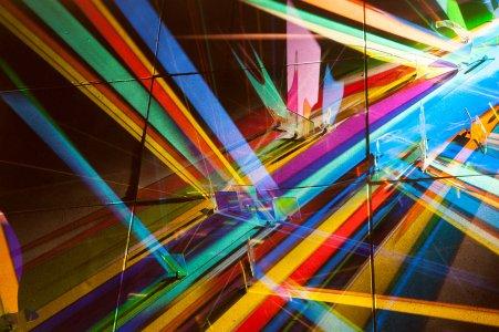 Closer look at the lightpaintings by Stefan Knapp.