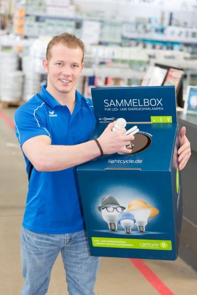 Fabian Hambüchen, 2016 Olympic champion on the high bar, making a strong case for the recycling of lamps. The unconditional love of energy saving. Inner values have always been regarded as being important…