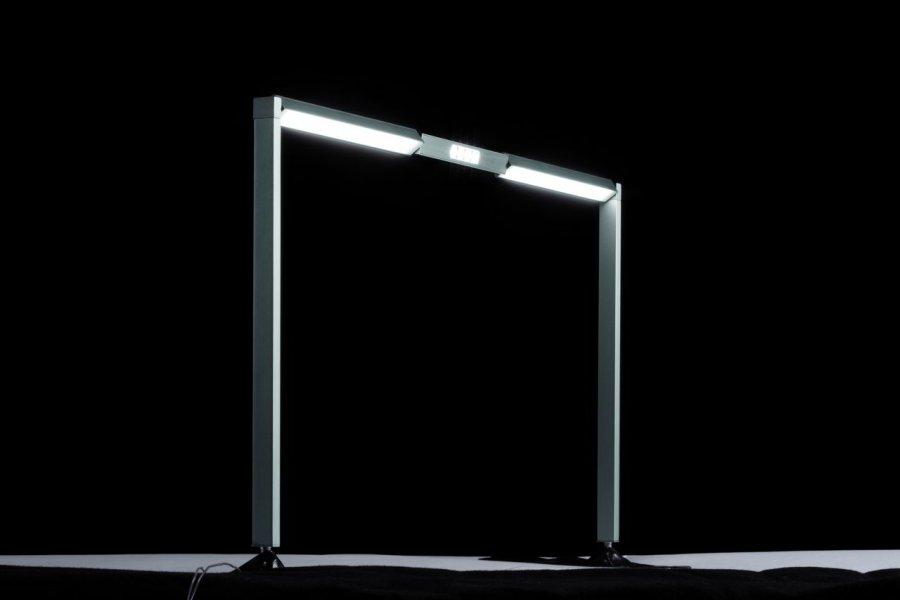 A LED.