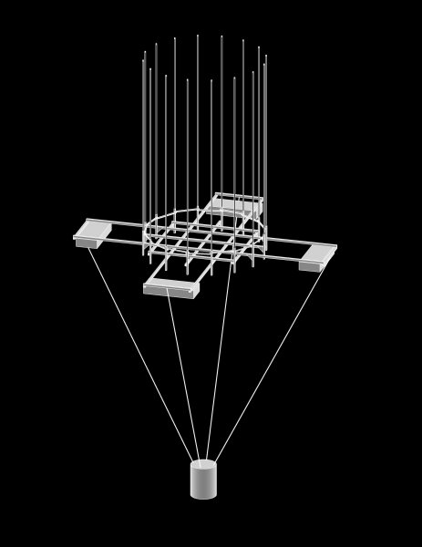 Model of the LED.