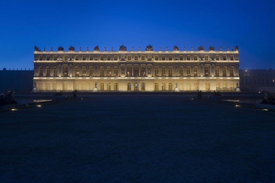 Work began on the master plan in the year 2014 in the central section of the park, and on the west side of the magnificent facade of the Palace facing the main park.